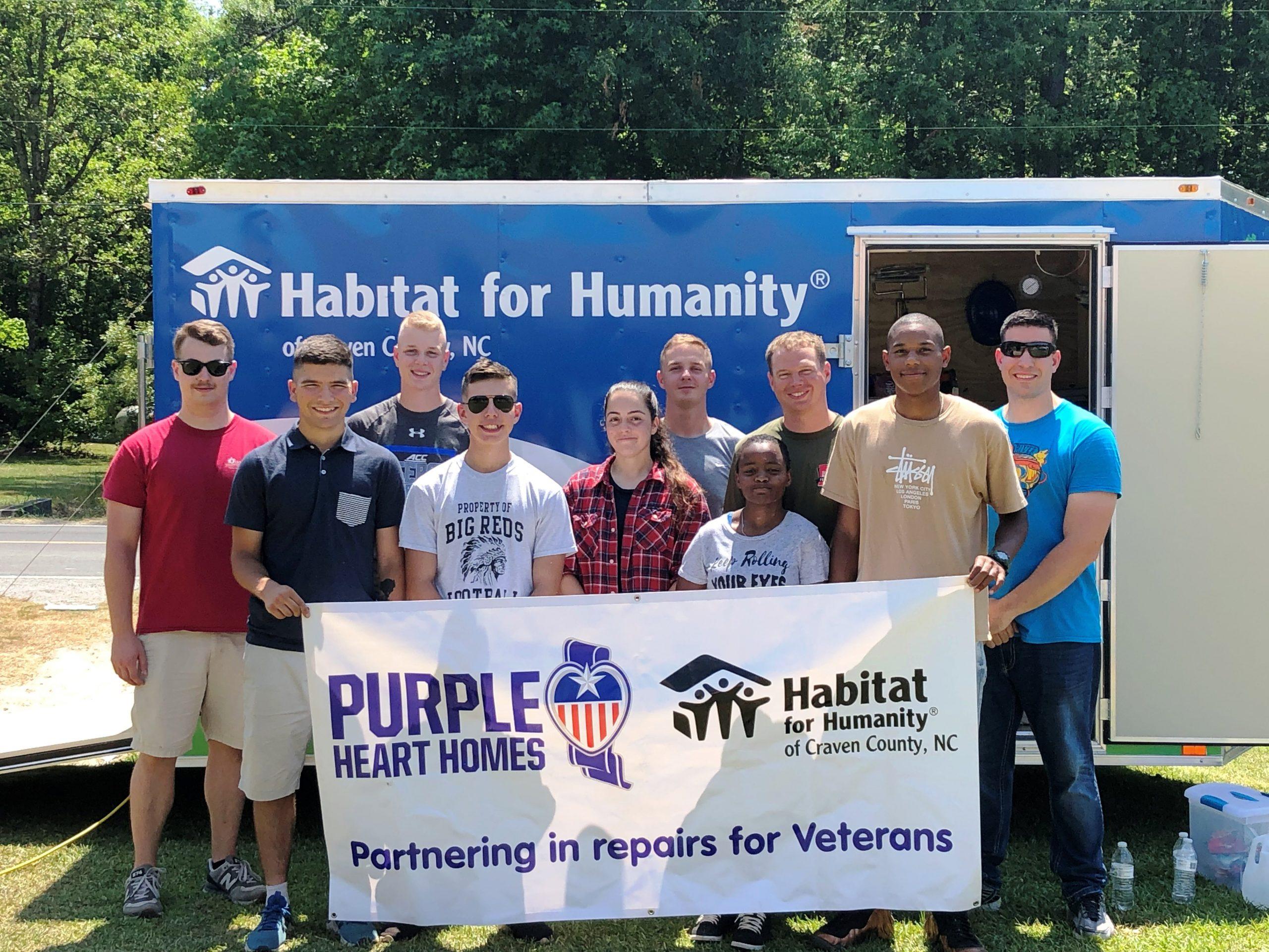 volunteer as a group